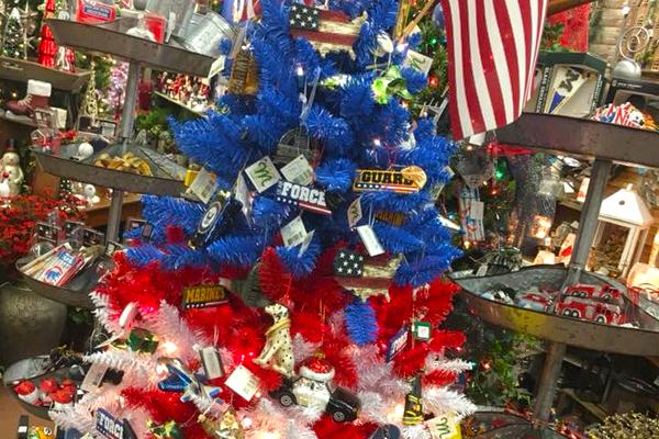 Military Honor Tree