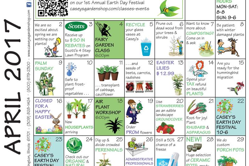 Calendar & Coupons
