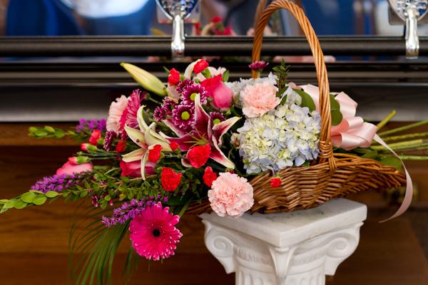 Garden Memories Basket