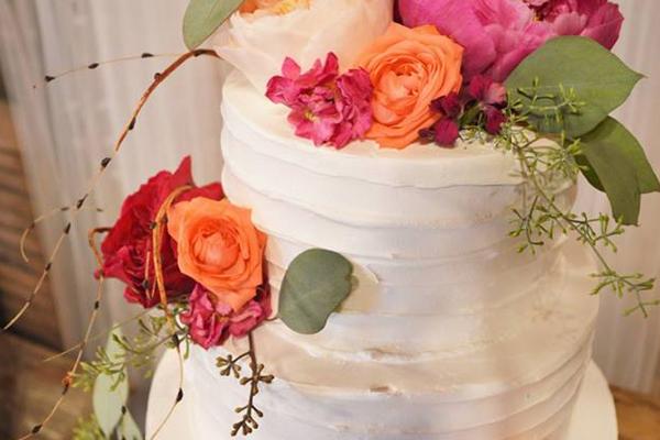 Wedding Cake Accents